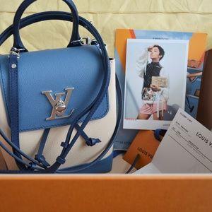 LV Lockme Mini Backpack/Crossbody